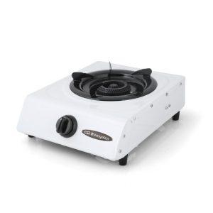 Hornillo a Gas Blanco FO1600