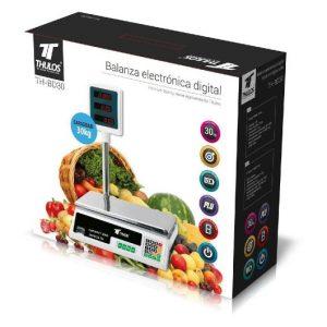 Balanza digital electrónica Thulos TH-BD30