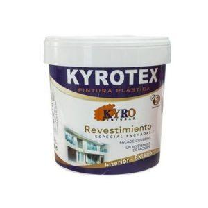 Kirotex Liso Especial – Revestimiento para Fachadas