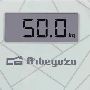 Bascula de Baño Digital Orbegozo PB2218