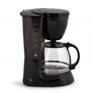 Cafetera de Goteo negra12 tazas Orbegozo