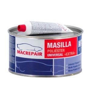 Masilla Poliester Universal Relleno extra 2kg Macrepair