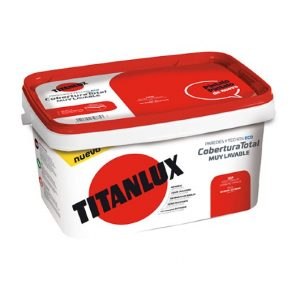 Titanlux Cobertura Total Blanco Mate