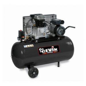 Compresor Correa 100L 3HP Tri Cevik PRO CA-AB100/3M