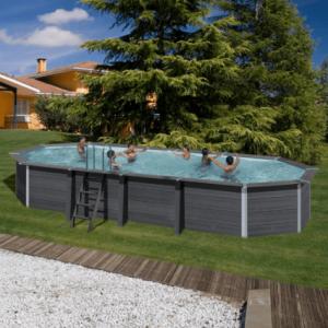 Piscina para Jardín Avantgarde Ovalada – Gre