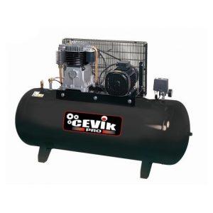 Compresor Correa 300L 5.5 Tri. Cevik PRO CA-AB300/525