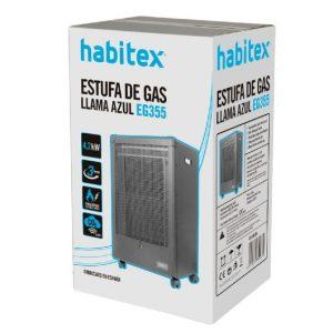 Estufa de Gas Llama Libre Habitex EG355