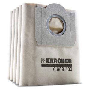 Bolsas Filtro Aspiradora Karcher (5 Unidades)