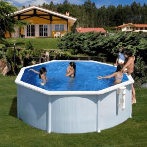 Piscina para Jardín Bora Bora Redonda – GRE