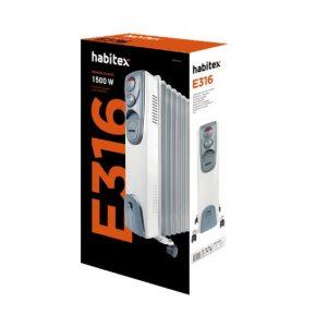 Radiador de Aceite HAbitex Serie E