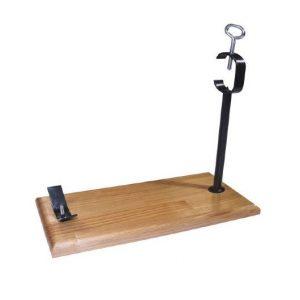 Jamonero Modelo D con base de madera