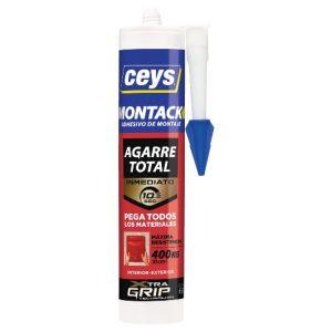 Adhesivo de Montaje Montack Express Cartucho 450 Gr