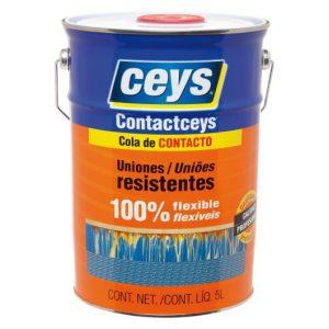 Cola de Contacto Super Resistente ContactCeys 30ml – 5L